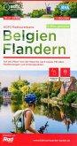 ADFC-Radtourenkarte BEL 1 Belgien Flandern,1:150.000, reiß- und wetterfest, GPS-Tracks Download - E-Bike geeignet