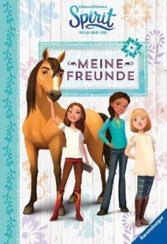 Dreamworks Spirit Wild und Frei: Meine Freunde (Mängelexemplar)