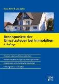 Brennpunkte der Umsatzsteuer bei Immobilien (eBook, PDF)