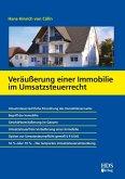 Veräußerung einer Immobilie im Umsatzsteuerrecht (eBook, PDF)