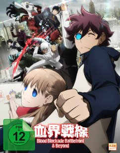 Blood Blockade Battlefront - Staffel 2 - Limited Edition - Vol.1 (Ep. 1-4)