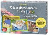 Pädagogische Ansätze für die Kita von der Fröbel-Pädagogik bis zum infans-Konzept, m. 1 Beilage