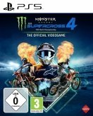 Monster Energy Supercross - Official Videogame 4 (PlayStation 5)
