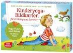 Kinderyoga-Bildkarten für Frühling und Sommer