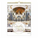 Orgeln 2022 Kalender mit CD