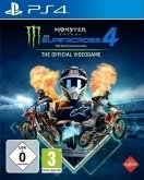 Monster Energy Supercross - Official Videogame 4 (PlayStation 4)