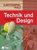 Technik und Design Kartenspiel Holz