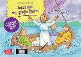 Jesus und der große Sturm. Kamishibai Bildkartenset.