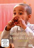 Handgestenspiele, Reigen und Lieder, 1 DVD