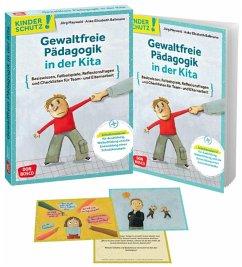 Kinderschutz: Gewaltfreie Pädagogik in der Kita - Ballmann, Anke Elisabeth;Maywald, Jörg