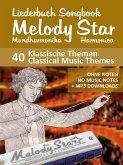 Liederbuch für Melody Star Mundarmonika - 40 Klassische Themen (eBook, ePUB)