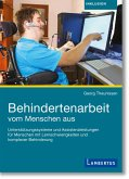 Behindertenarbeit vom Menschen aus (eBook, PDF)