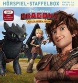 Dragons - Auf zu neuen Ufern -Staffelbox, 1 MP3-CD