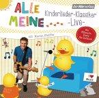 Alle meine ... Kinderlieder-Klassiker live, 1 Audio-CD