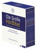 Die Große HörBibel. Ungekürzte, szenische Lesung. 8 MP3-CDs