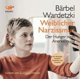 Weiblicher Narzissmus, Audio-CD