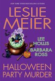 Halloween Party Murder (eBook, ePUB)