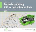 eBook inside: Buch und eBook Formelsammlung Kälte- und Klimatechnik