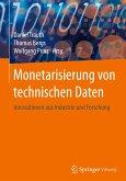 Monetarisierung von technischen Daten