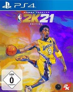 Nba 2k21 Mamba Edition (Playstation 4)
