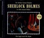 Sherlock Holmes - Neue Fälle: Die Jagd Nach Mr. Hyde, 1 Audio-CD