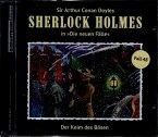 Sherlock Holmes - Der Keim des Bösen, 1 Audio-CD