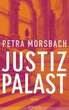 Justizpalast (Mängelexemplar) - Morsbach, Petra