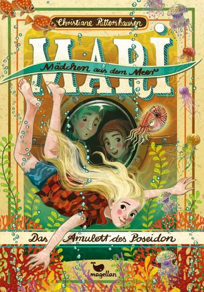 Buch-Reihe Mari - Mädchen aus dem Meer