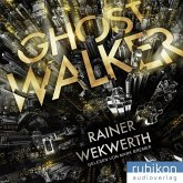 Ghostwalker:   Spannender Sci-Fi-Roman in einer Virtual-Reality-Welt, MP3-CD
