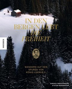 In den Bergen lebt die Freiheit (Mängelexemplar) - Freudenberg, Sandra