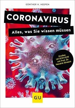 Coronavirus (Mängelexemplar) - Heepen, Günther H.;Streeck, Hendrik