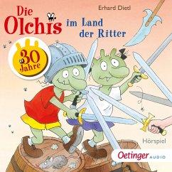 Die Olchis im Land der Ritter (MP3-Download) - Dietl, Erhard