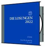 Losungen Deutschland 2022 / Losungs-CD, CD-ROM / Losungen Deutschland 2022