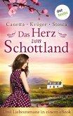 Das Herz von Schottland: Drei Liebesromane in einem eBook (eBook, ePUB)
