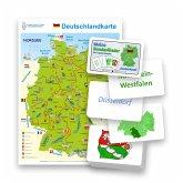 Meine Bundesländer - das Deutschland-Legespiel