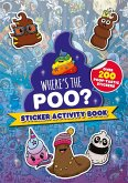 Where's the Poo? Sticker Activity Book