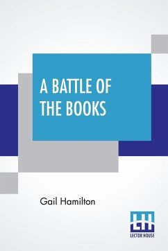A Battle Of The Books - Hamilton, Gail