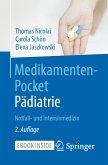 Medikamenten-Pocket Pädiatrie - Notfall- und Intensivmedizin (eBook, PDF)