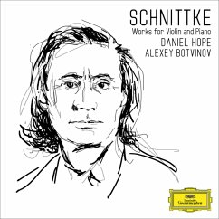 Schnittke: Works For Violin And Piano - Hope,Daniel