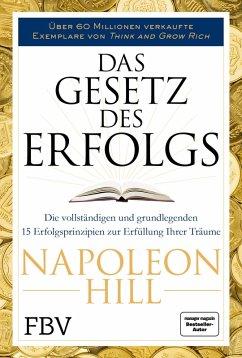 Das Gesetz des Erfolgs (eBook, ePUB) - Hill, Napoleon