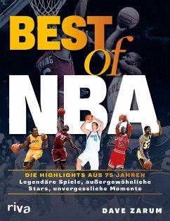 Best of NBA (eBook, PDF) - Zarum, Dave