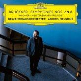 Bruckner: Sinfonien 8+2