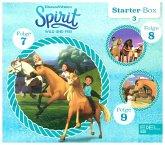 Spirit, wild und frei - Starter-Box, 3 Audio-CD