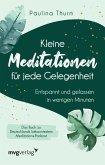 Kleine Meditationen für jede Gelegenheit (eBook, ePUB)