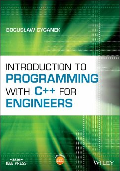 Introduction to Programming with C++ for Engineers (eBook, ePUB) - Cyganek, Boguslaw
