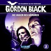 Gordon Black - Ein Gruselkrimi aus der Geisterwelt, Folge 2: Die Augen des Dämonen (MP3-Download)