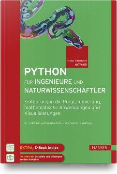 Python für Ingenieure und Naturwissenschaftler - Woyand, Hans-Bernhard
