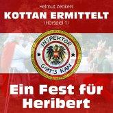 Kottan ermittelt, Folge 1: Ein Fest für Heribert (MP3-Download)