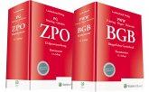 Bundle BGB Kommentar 16. Auflage und ZPO Kommentar 13. Auflage