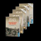 """""""1945. Zwischen Krieg und Frieden"""" - Buchset. Band 1-5"""